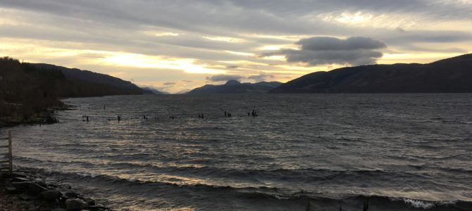 A Walk by Loch Ness