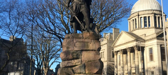 Aberdeen: Saturday Evening and Sunday Morning