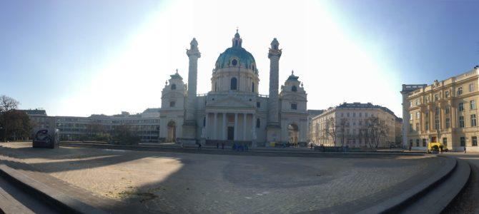 Vienna, Austria: Searching for Garp